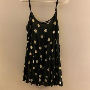 Brandy Melville Daisy Open Back Dress